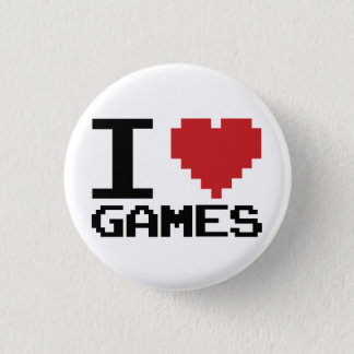 I Heart Games Button