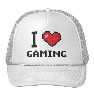 I Heart Gaming Trucker Hat
