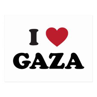 I Heart Gaza Palestinian Postcard
