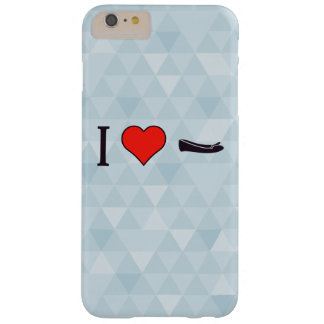 I Heart Getting Special Shoes Barely There iPhone 6 Plus Case