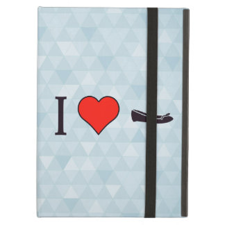 I Heart Getting Special Shoes iPad Air Case