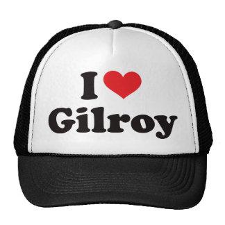 I Heart Gilroy Trucker Hat
