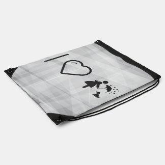 I Heart Girl Petlovers Backpacks