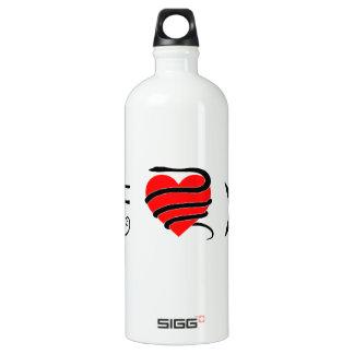 I Heart (Girt with a Serpent) Thelema SIGG Traveler 1.0L Water Bottle