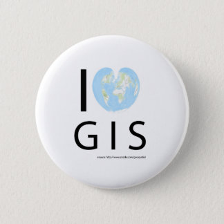 I heart GIS Button