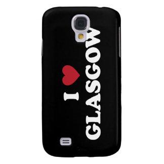 I Heart Glasgow Scotland Samsung Galaxy S4 Cover