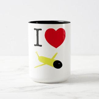 I Heart Gliders Mug