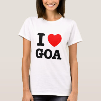 I Heart Goa T-Shirt