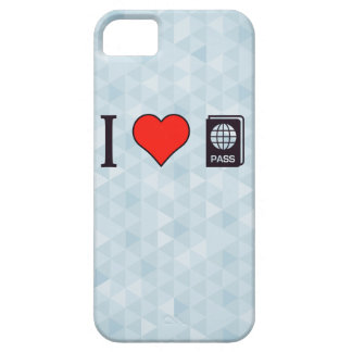 I Heart Going Abroad iPhone SE/5/5s Case
