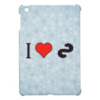 I Heart Going Fishing iPad Mini Cases
