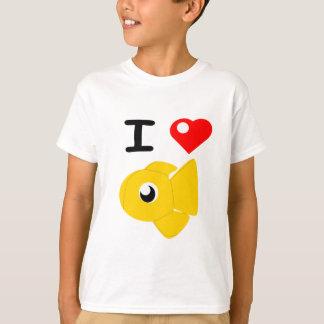 I Heart Goldfish Plushies Shirt
