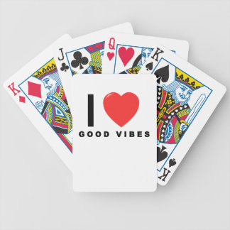 i heart good vibes shirt.png bicycle poker cards