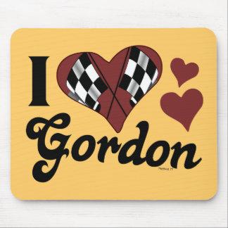 I Heart Gordon Mousepad