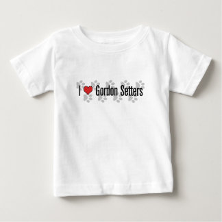 I (heart) Gordon Setters Baby T-Shirt