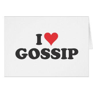 I Heart Gossip Card