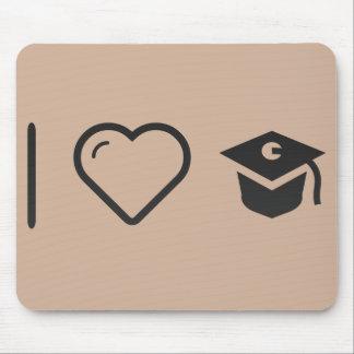 I Heart Graduate Kits Mouse Pad
