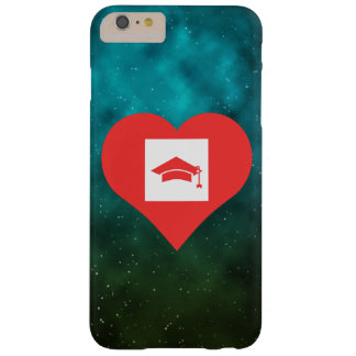 I Heart Graduation Photographs Icon Barely There iPhone 6 Plus Case