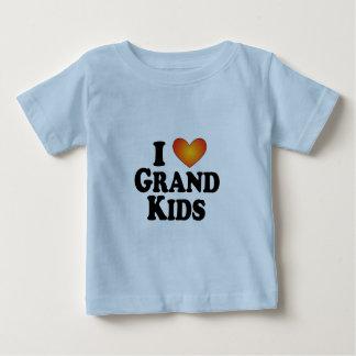 I (heart) Grand Kids - Lite Multi-Products Tee Shirts