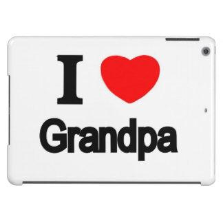 I (heart) Grandpa iPad Air Barely There Case
