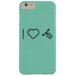 I Heart Graphics Fixers Barely There iPhone 6 Plus Case