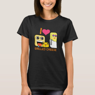 I Heart Grilled Cheese T-Shirt