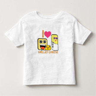 I Heart Grilled Cheese Toddler T-shirt