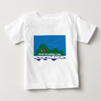 I Heart GSL Baby T-Shirt