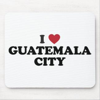 I Heart Guatemala City Guatamala Mouse Pad