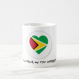 I heart Guyana Mug