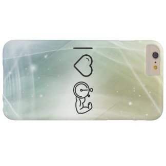 I Heart Gymnast Effects Barely There iPhone 6 Plus Case