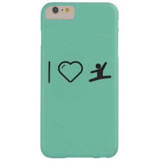 I Heart Gymnast Hurdles Barely There iPhone 6 Plus Case