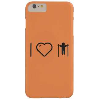 I Heart Gymnast Polings Barely There iPhone 6 Plus Case