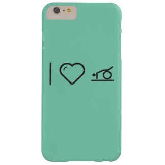 I Heart Gymnast Rollings Barely There iPhone 6 Plus Case