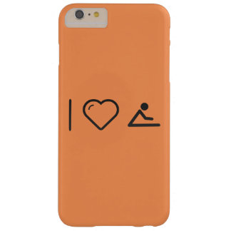 I Heart Gymnast Sittings Barely There iPhone 6 Plus Case