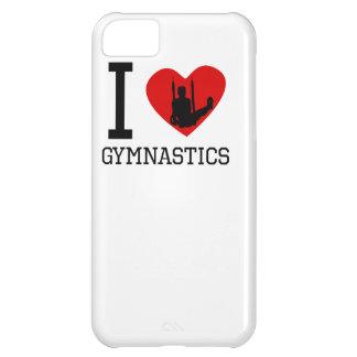 I Heart Gymnastics iPhone 5C Case