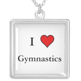 I Heart Gymnastics Jewelry
