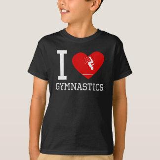 I Heart Gymnastics T-Shirt