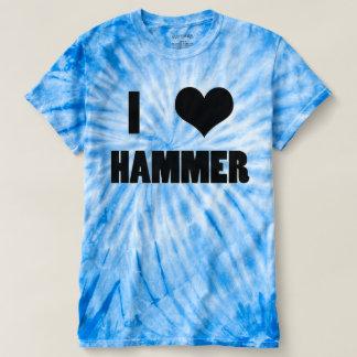 I Heart Hammer, Hammer Throw Shirt