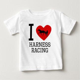 I Heart Harness Racing Infant T-shirt