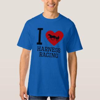 I Heart Harness Racing Shirts