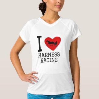 I Heart Harness Racing T-shirt