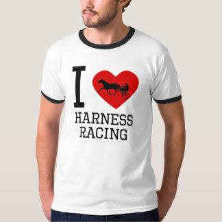 I Heart Harness Racing T-shirts
