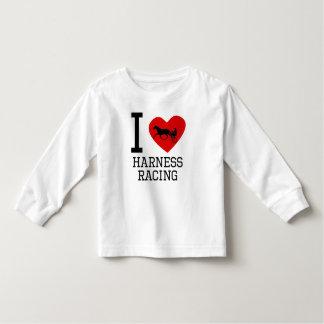 I Heart Harness Racing Tshirt
