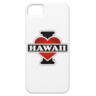 I Heart Hawaii iPhone SE/5/5s Case