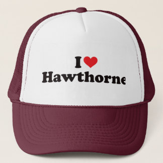 I Heart Hawthorne Trucker Hat