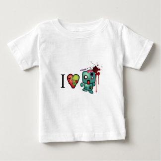 I Heart Headshots Baby T-Shirt