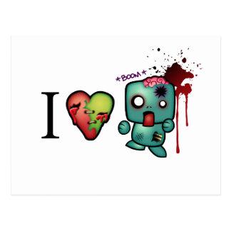 I Heart Headshots Postcard