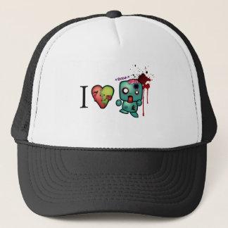 I Heart Headshots Trucker Hat