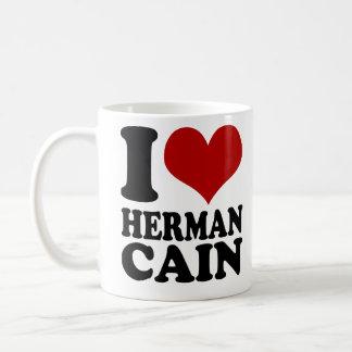I heart Herman Cain Coffee Mug