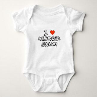 I Heart Hermosa Beach T-shirt